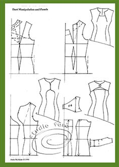 These great ideas for Dress Patterns.  Leave with a finished pattern that fits!  Get a look out how we work at Studio Faro on the blog:  http://studiofaro-wellsuited.blogspot.com.au/