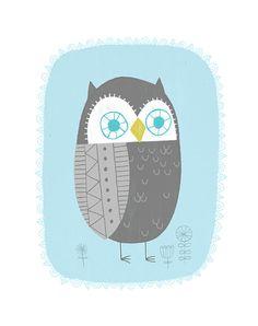 Rinaldo the Owl by Colin Walsh
