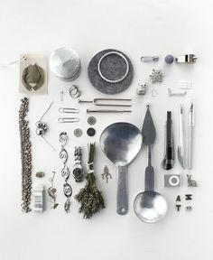 Imke Klee Trend Stylist/Photographer- color-coded pictures of things #gray