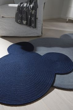 Buy Ethan Allen's Braided Mickey Rug or browse other products in rugs.