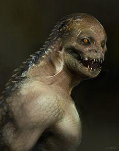 Grimm Season 3 Creature, Jerad Marantz on ArtStation at http://www.artstation.com/artwork/grimm-season-3-creature-c339f16b-9079-4ce2-a513-c185b9b30100