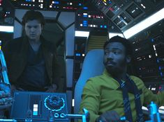 Is Lando Flirting With Han in This New 'Solo' Trailer?