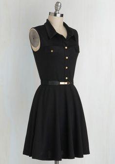 Shirt-dressed for Success | Mod Retro Vintage Dresses | ModCloth.com
