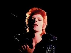 """David Bowie """"John, I'm only dancing""""    http://www.youtube.com/watch?v=4SMwHgEsgPo&feature=related"""