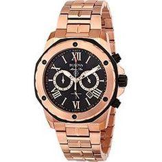 7a0d3bb70eb Relógio Masculino Bulova Analógico Esportivo WB30873U Melhores Relógios