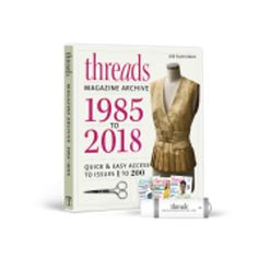 Learn how to easily thread a serger in this video tip from Threads Magazine. It can difficult and frustrating to thread a serger, but with this tip, you'll be using your serger in no time! Sewing Hacks, Sewing Tutorials, Sewing Patterns, Sewing Tips, Sewing Ideas, Techniques Couture, Sewing Techniques, Sewing Machine Thread, Pattern Grading