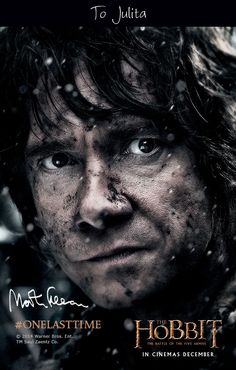 The Hobbit - #OneLastTime <3