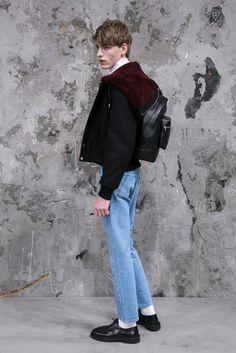 #Menswear #Trends Sandro Fall Winter 2015 Otoño Invierno #Tendencias #Moda Hombre