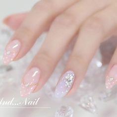 """OPI gel color """"Suzi First Lady of Nails"""" with gold studs. Fabulous Nails, Gorgeous Nails, Love Nails, Pink Nails, Pretty Nails, Red Nail, Pastel Nails, Asian Nails, Kawaii Nail Art"""