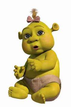 Cartoon Characters Madagascar And Shrek Png Shrek