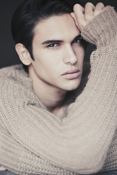 Amazing test shoot of Alex Rosaleny by Alejandro Vito