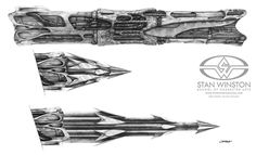 Predator 2 Movie - Predator's New Weapons - Behind-the-Scenes Making Predator 2 | Stan Winston School of Character Arts