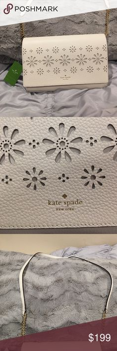New 100% authentic Kate spade purse 100% authentic Kate spade purse. New with tags, in perfect condition. Please feel free to ask any questions!  kate spade Bags Crossbody Bags