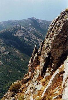 Elba: Monte Capanne
