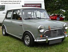 How to identify a 1963 - 1964 Morris Mini Cooper S Mini Cooper Classic, Mini Cooper S, Classic Mini, Classic Cars, Retro Cars, Vintage Cars, My Dream Car, Dream Cars, Monte Carlo Rally