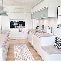 Inspiration - Modern & Design (@white.interior) op Instagram: 'Inspiration : @inspirert