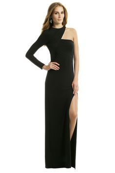 Rent Keep Him Guessing Gown by Cut 25 for $75 only at Rent the Runway.