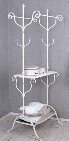 garderobenst nder antik kleiderst nder vintage garderobe. Black Bedroom Furniture Sets. Home Design Ideas