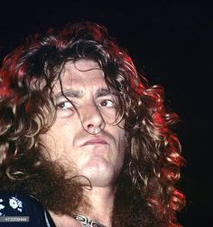 Robert Plant *-mad duck face
