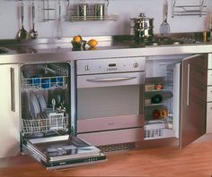 The Kitchen Gallery :: Aluminium and Stainless Steel Kitchens