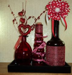 Valentine's Day Crafts Valentine Day Crafts, Be My Valentine, Holiday Crafts, Holiday Fun, Baby Food Jars, All Things, Clever, Craft Ideas, Display