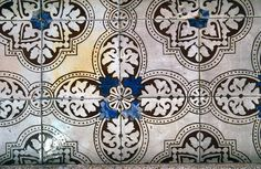 Porto, Portugal Handmade tiles can be colour coordinated and customized re. shape, texture, pattern, etc. by ceramic design studios