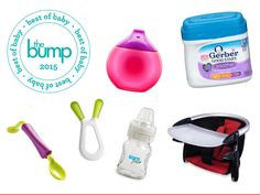 See all the best feeding products for babies in our 2015 Best of Baby guide.