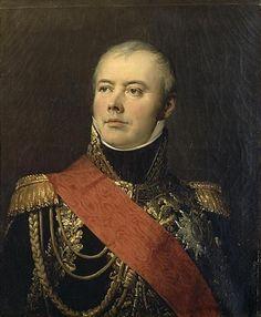 Étienne Mac Donald, 1er duc de Tarente, est un maréchal d'Empire né le 13 novembre 1765 à Sedan (Ardennes) et mort le 25 septembre 1840 dans son château de Courcelles-le-Roy, à Beaulieu-sur-Loire (Loiret). Général de brigade en 1793, de division en 1795, maréchal et duc de Tarente en 1809