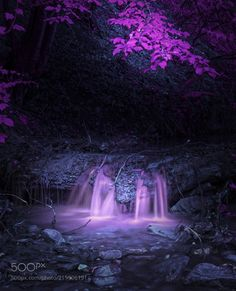 A small waterfall by SejmenovicMevludin via http://ift.tt/2rrhAyB