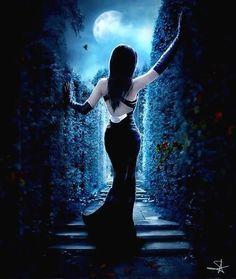 Pomba Gira Dama da Noite