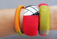 diy wrap bracelet :: stuff steph does