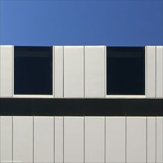 ― Decoding Essentialism or… minimalisM ~ by roB_meL on Flickr. Monday is for Architecture.
