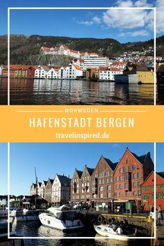 Norway's port city of Bergen: Bryggen and Floyen - Van Life Trondheim, Stavanger, Bergen, Norway Roadtrip, Travel Around The World, Around The Worlds, Koh Lanta Thailand, Alesund, Visit Norway