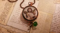 Steampunk copper pipe necklace by NewmansJules.