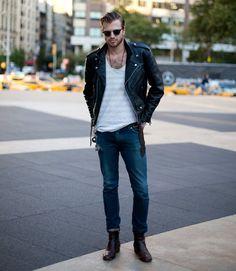 Street Style: Botas masculinas