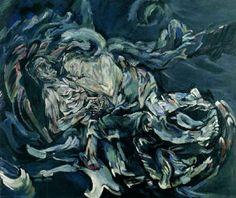 "Oskar Kokoschka     ""The Tempest""  1914"