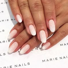 Marie Nails Gradient Nails