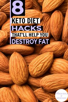 These Keto Diet hacks are THE BEST! I'm so happy I found these GREAT ketogenic diet tips! Now I have some great ways to lose weight and stick to the keto diet. #Macarons&Mochas #KetoHacks Losing Weight Tips, Ways To Lose Weight, Weight Loss Tips, Diet Hacks, Diet Tips, Health Diet, Health And Wellness, Fitness Goals, Mocha