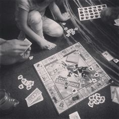 #GameNight (Sponsored post with review on Monopoly Junior)