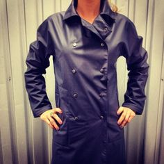 Laugavegur Raincoat Rain Wear, Outdoor Outfit, Chef Jackets, Raincoat, Suit Jacket, Outdoors, Clothes, Products, Style