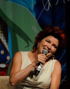 Kate Mulgrew-Star trek Las Vegas 2013
