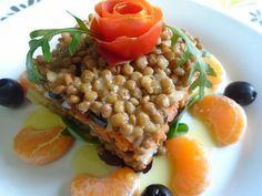 Langostinos al horno - Las recetas de Maria Antonia