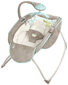 Special Offers - Ingenuity Moonlight Rocker Sleeper Deluxe  Emerson - In stock & Free Shipping. You can save more money! Check It (April 05 2016 at 12:54PM) >> http://babycarseatusa.net/ingenuity-moonlight-rocker-sleeper-deluxe-emerson/