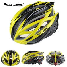 Find More Bicycle Helmet Information about West Biking Cycling Helmet MTB Bikes Racing Bicycle EPS Adjustable Bicycle Helmet Capacete Casco Ciclismo Estrada Casque Velo,High Quality bike helmet cam,China bike mask Suppliers, Cheap bike helmet size from Ledong Cycling on Aliexpress.com