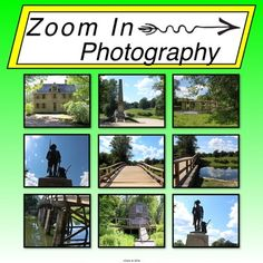 Stock Photos: The Old North Bridge and The Old... by Zoom In Photography | Teachers Pay Teachers