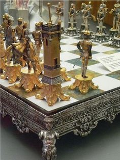 Chess strategy... @rt&misi@.