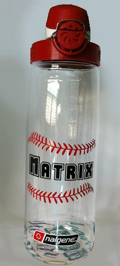 22 oz Nalgene OTF Water Bottle with Custom Baseball Decal $22  https://www.facebook.com/photo.php?fbid=730180920347621&l=8dc615d124