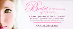Our team will be at the Bridal Extravaganza of Atlanta on Sunday from 12:00-5:00 PM at the Atlanta Convention Center at AmericasMart. Stop by and see us! ‪#‎BeABride‬ ‪#‎Atlanta‬ ‪#‎Weddings‬ #WeddingVenue