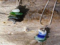 SCHELPEN EN ZO - sea glass jewellery made on Curaçao