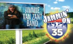 Jimmie Van Zant playing live this weekend in North Wood, IA at Diamond Jo Casino - August 18th, 2012